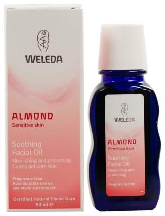 Масло для лица Weleda Almond Soothing Facial Oil 50 мл