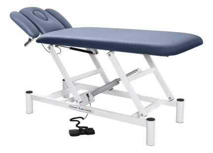 Массажный стол стационарный Vision Fitness Masterpro Standard blue