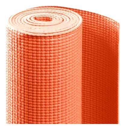 Коврик для йоги Hawk HKEM112-O оранжевый 5 мм