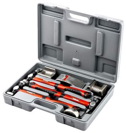 Набор рихтовочный, 3 молотка с фибергласовыми ручками, 4 наковальни MATRIX 10845