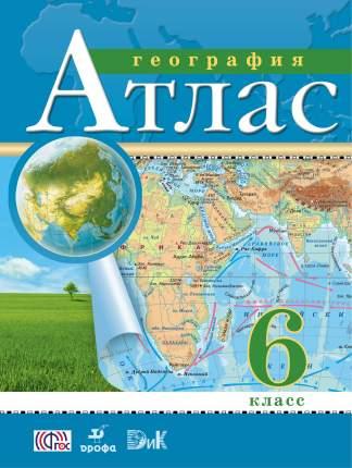 География, 6 класс Атлас