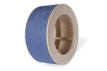 Колесо для йоги RamaYoga Лотос, синий