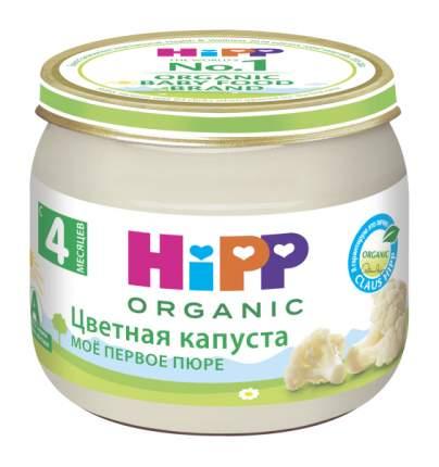 Пюре овощное HiPP Цветная капуста с 4 месяцев 80 г