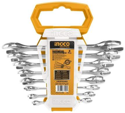 Набор ключей рожковых INGCO HKSPA2088 INDUSTRIAL