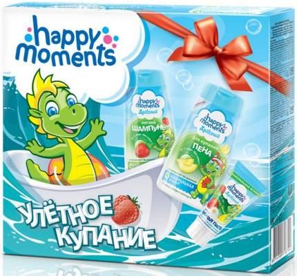 Подарочный набор детской косметики Happy Moments Дракоша Улетное купание