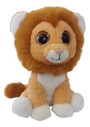 Мягкая игрушка Fancy Глазастик лев 24 см GLE0\S