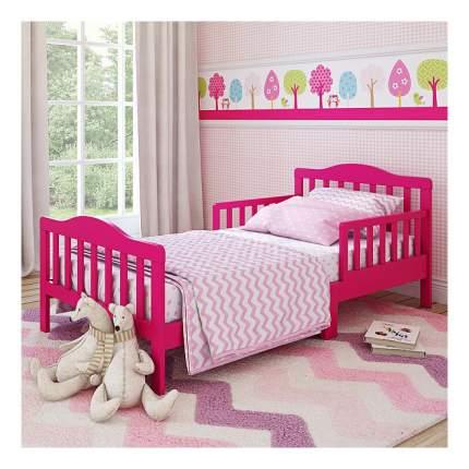 Кровать классическая Candy Barbie Pink Shapito