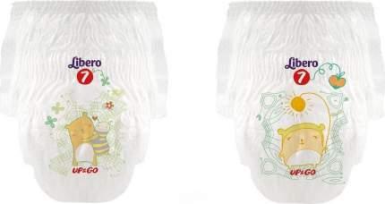 Трусики LIBERO UP&GO Extra Large+ 16-26 кг, мега упаковка, 40 шт.