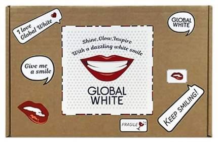 Набор для отбеливания Global White Smile Box