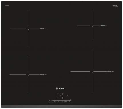 Встраиваемая варочная панель индукционная Bosch PUE631BB1E Black