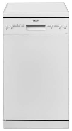 Посудомоечная машина 45 см Ginzzu DC418 white