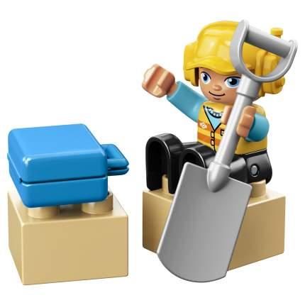 Конструктор LEGO Duplo Town Железнодорожный мост 10872 LEGO