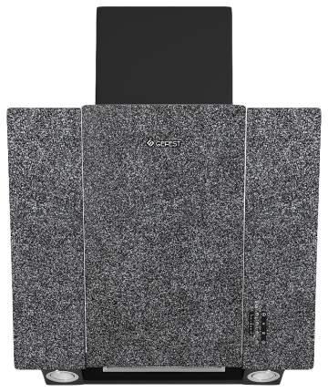 Вытяжка наклонная GEFEST ВО 3603 К43 Grey/Black
