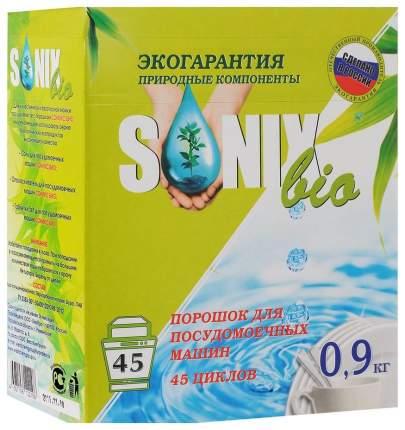 Порошок для посудомоечных машин SonixBio на 45 циклов 900 г