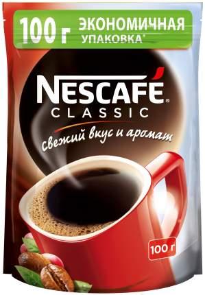 Кофе Nescafe classic растворимый гранулированный 100 г