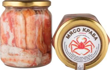 Мясо краба премиум 580 г