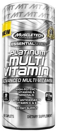 Витаминный комплекс MuscleTech Platinum Multi Vitamin 90 капс.