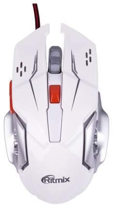 Проводная мышка Ritmix ROM-355 White/Grey