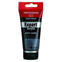 Акриловая краска Royal Talens Amsterdam Expert №701 черный жженая кость 75 мл