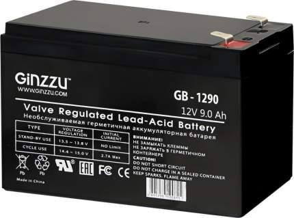 Аккумулятор Ginzzu GB-1290 12V 9,0Ah