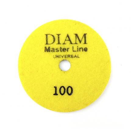 Круг полировальный для шлифмашин DIAM Master Line Universal 000624