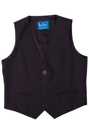Жилет для мальчиков Button Blue, 122 р-р