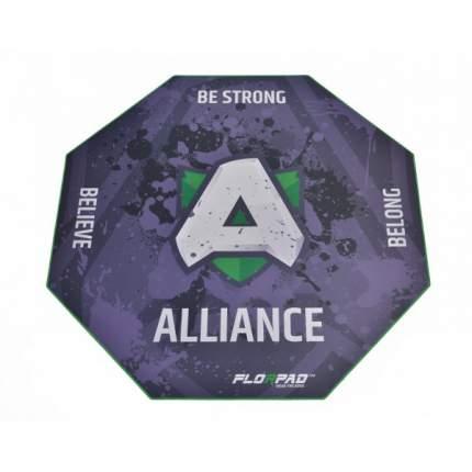Коврик под компьютерное кресло Florpad Alliance