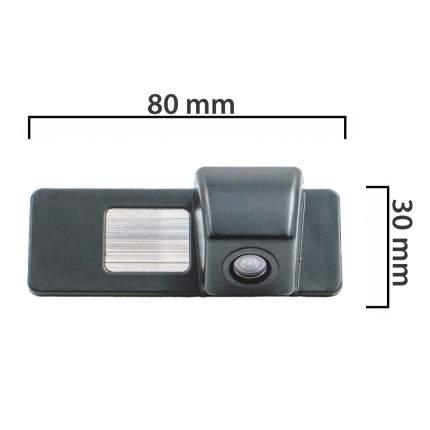 Камера заднего вида BlackMix для Volvo XC90