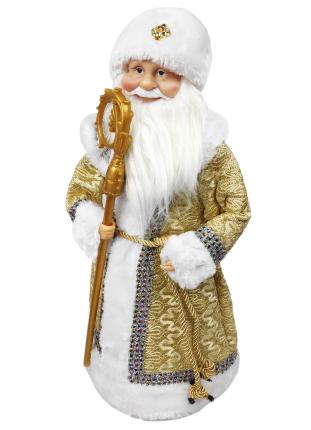 Дед Мороз под елку SaintNik конфетница (9147-10) 0,5 м