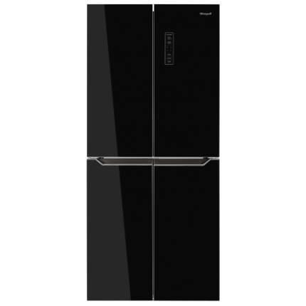Холодильник Weissgauff WCD 486 NFB Black