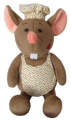 Мягкая игрушка FluffyFamily Мышь Поваренок 681633