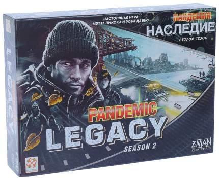 Настольная игра «Пандемия: Наследие 2» Стиль жизни