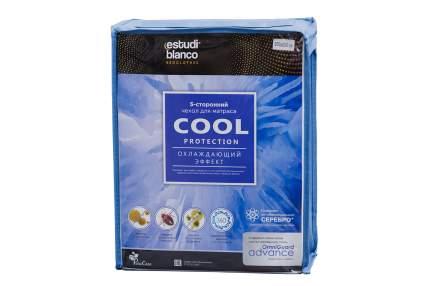 Чехол для матраса натяжной estudi blanco Cool Protection 90х200 см