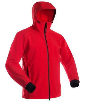 Куртка мужская Bask Sft Sarma, красная, 46 RU