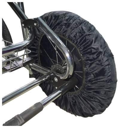 BAMBOLA Чехлы на колёса большого диаметра для прогулки в комплекте (D=35,5 см) 025B ( 025)