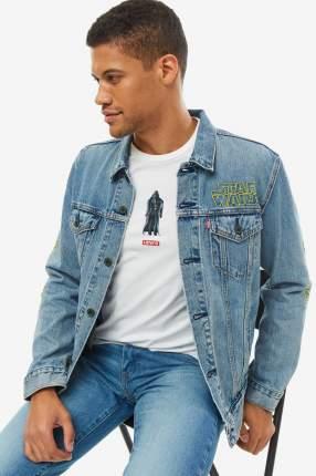 Куртка мужская Levi's 7233404490 синяя XS