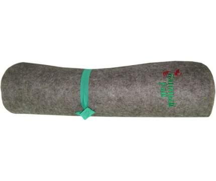 Коврик-лежак 180x60 (серый) Rusher кв002