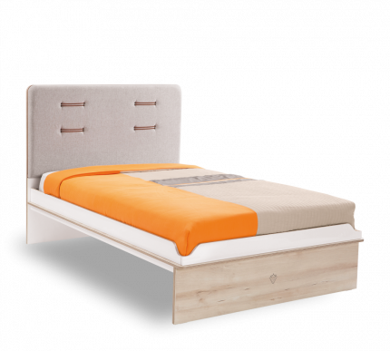 Кровать Cilek Dynamic XL 120х200 см, бежевый
