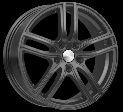 Колесные диски SKAD Брайтон 7,0\R17 5*114,3 ET50 d67,1 Черный бархат 3201625