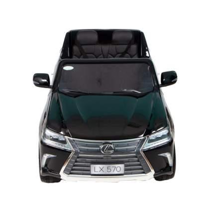 Двухместный электромобиль Barty LEXUS LX570 4WD Полный привод (Лицензия), Чёрный