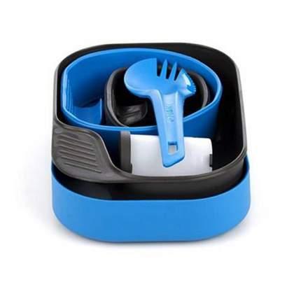 Набор туристической посуды Wildo Camp-a-Box Complete W102633-LIGHT-BLUE