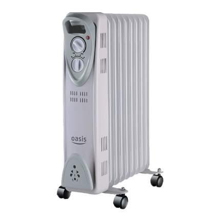 Масляный радиатор Oasis US-20 серый