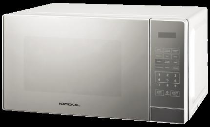 Микроволновая печь соло NATIONAL NK-MW164S20 White