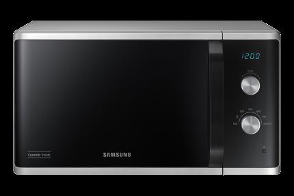 Микроволновая печь соло Samsung MS23K3614AS Silver/Black