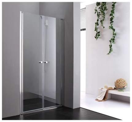 Душевая дверь Cezares ELENA-W-B-2-80-C-Cr