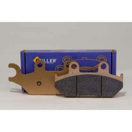 Усиленные тормозные колодки PULLER FA642