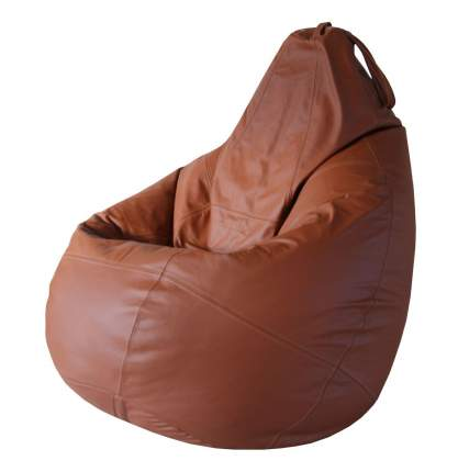 Кресло-мешок Папа Пуф BOSS Brown XXL, коричневый