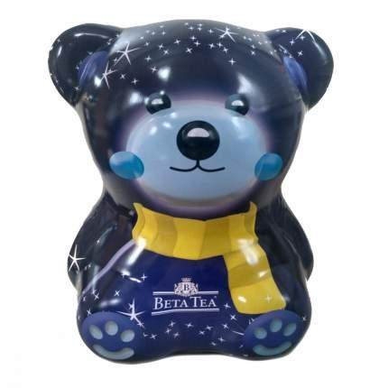 Чай Beta Tea Медвежонок. Синий черный листовой 50 г