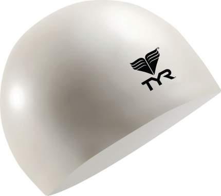 Шапочка для плавания TYR Latex Swim Cap 100 white
