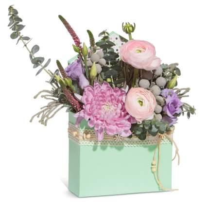Букет Flora Express Mint envelope